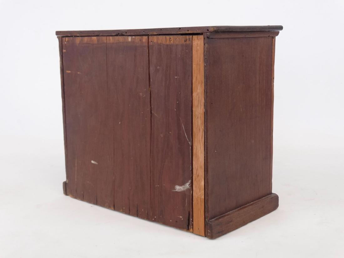 Early Doll's Dresser - 3