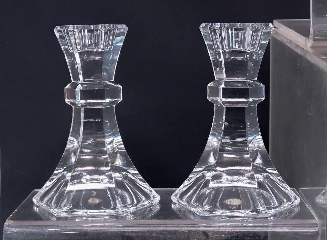 Clear glass Lot - 4