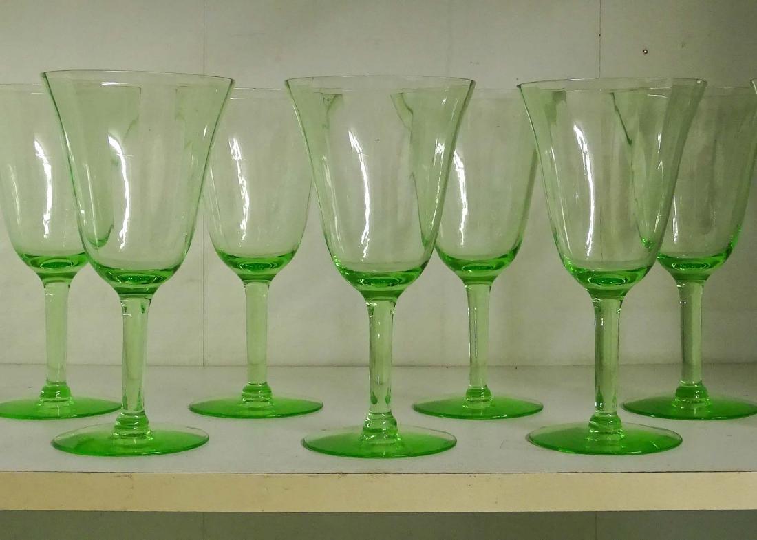 Depression Glass & Misc. Lot - 2