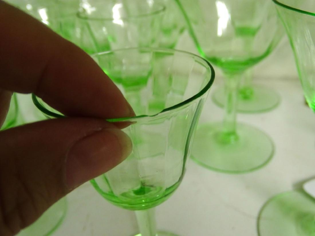 Depression Glass & Misc. Lot - 5