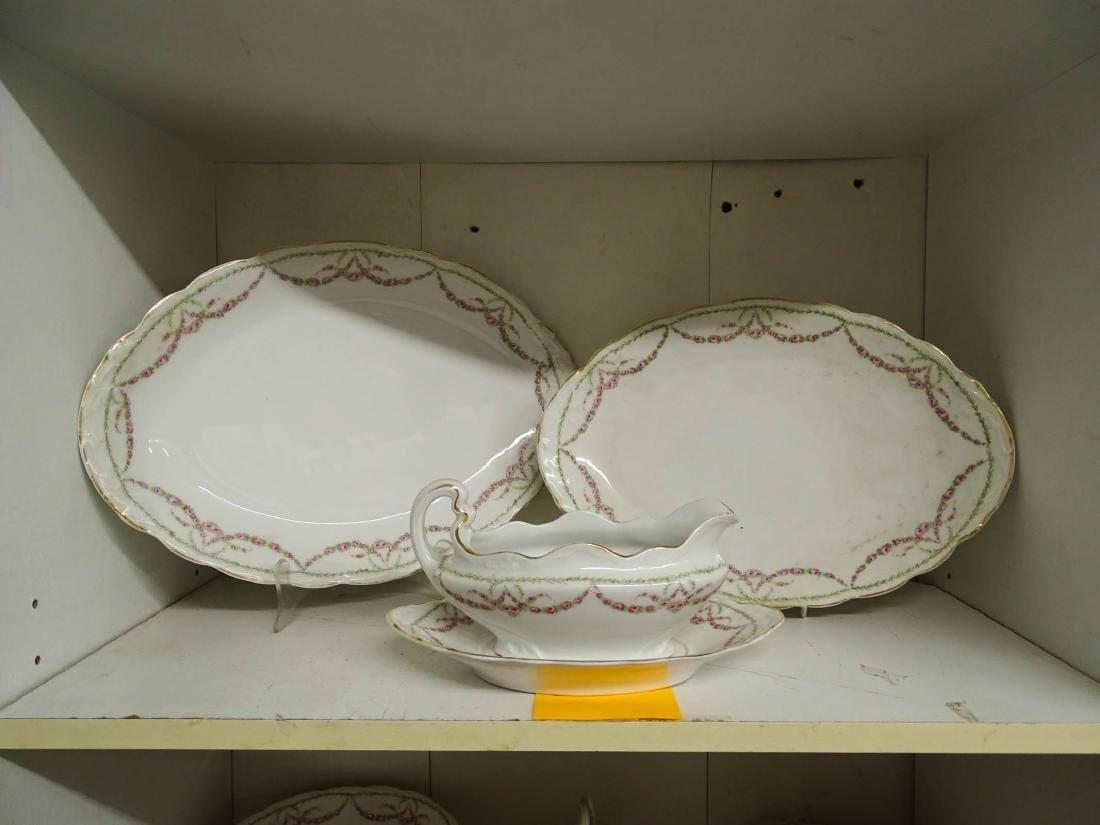 German Porcelain Dinner Service - 2
