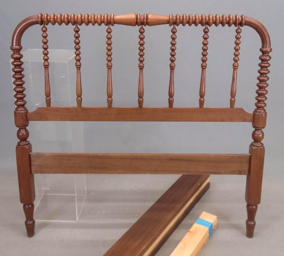 Victorian Spindle Bed - 2