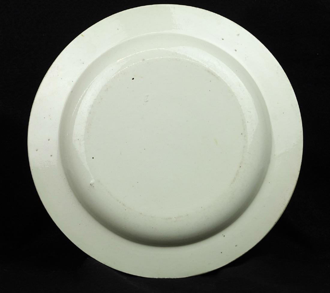 Early Cream Ware Plate - 3