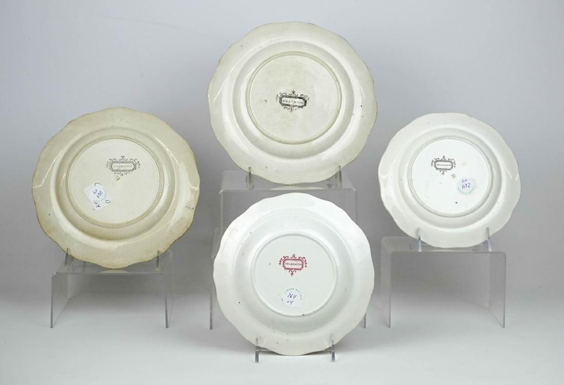 19th c. Staffordshire Plates - 2