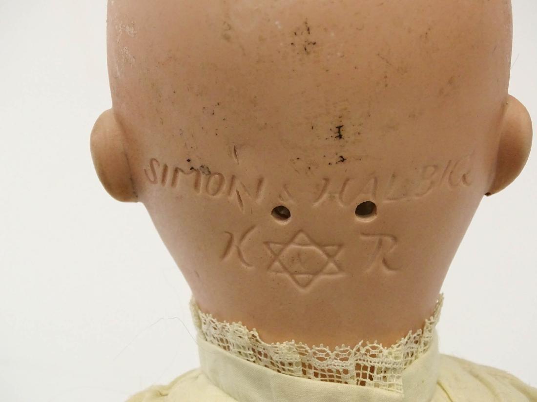 Simon & Halbig Porcelain Doll - 3