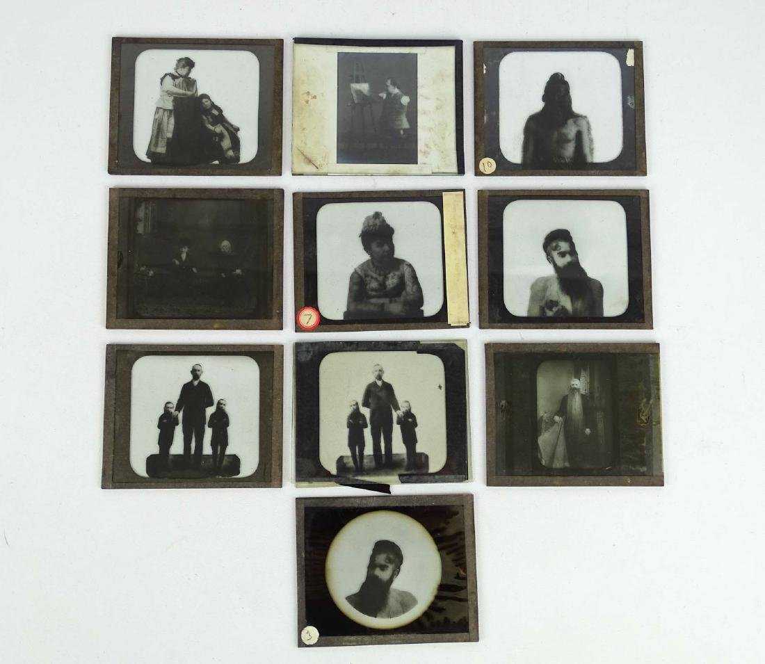 Early Glass Slides