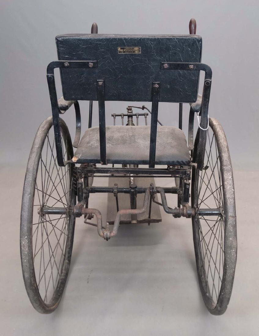 C. 1890's Invalid Tricycle - 5