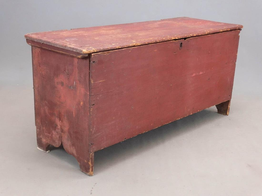 19th c. Blanket Box