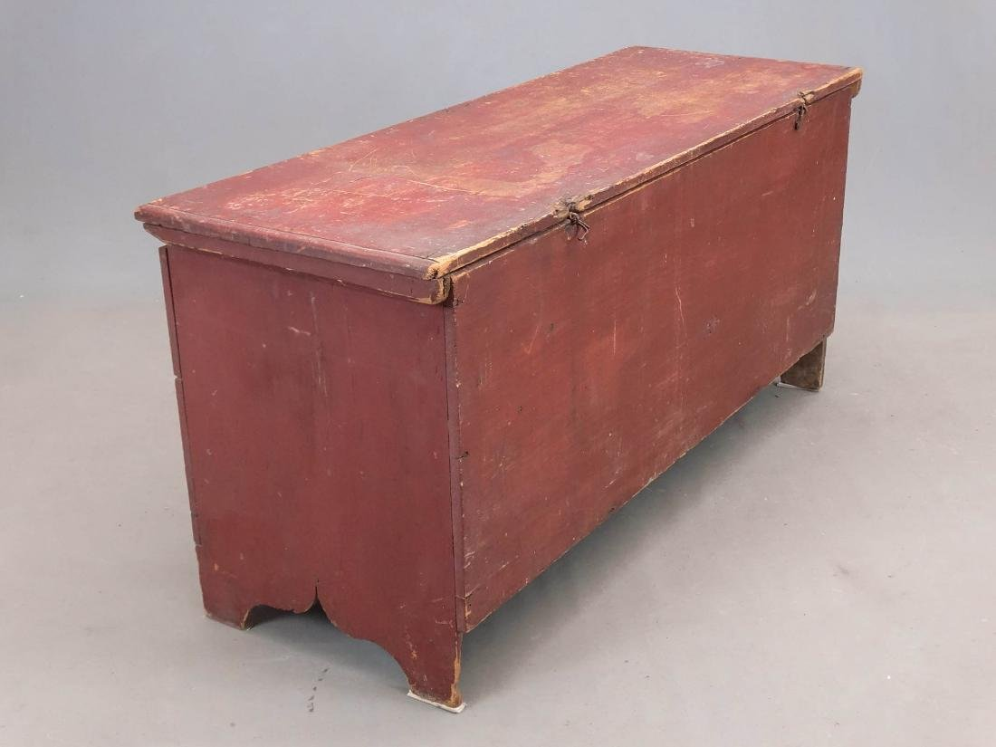 19th c. Blanket Box - 3