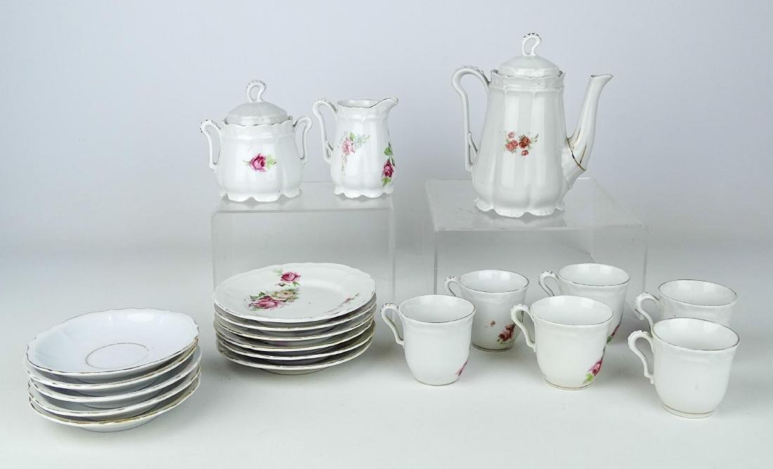 German Tea Set - 5