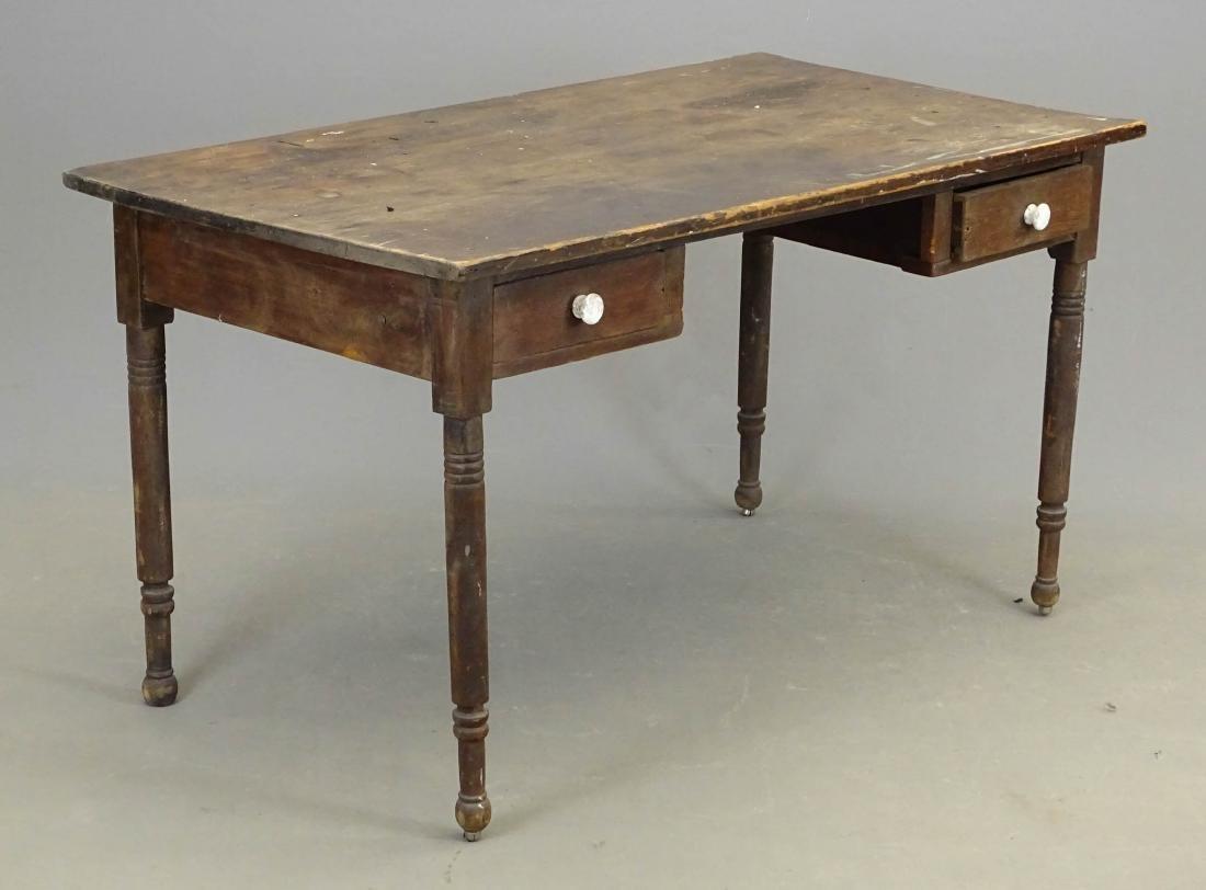 19th c. Desk