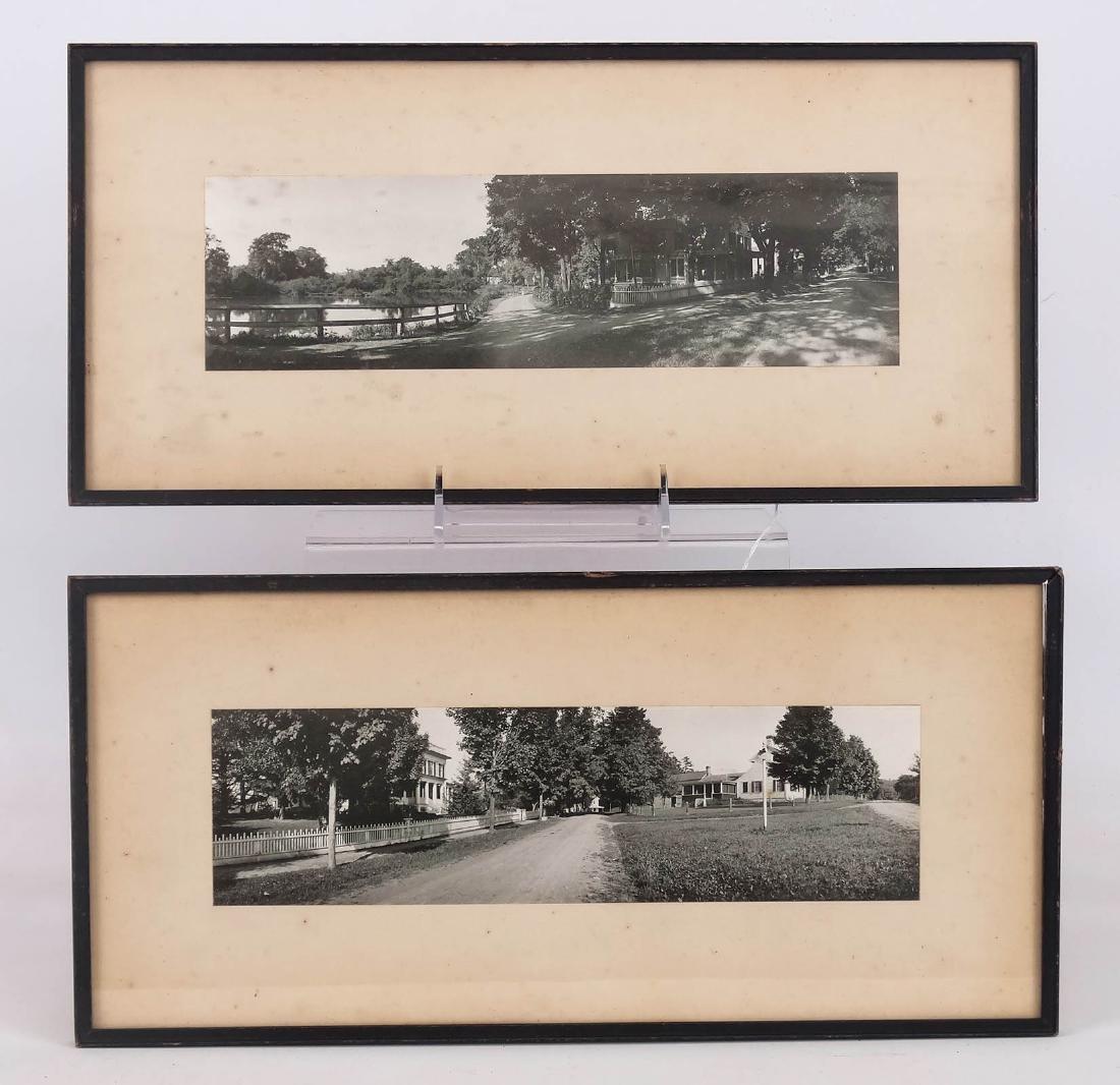Pair Vintage Photographs