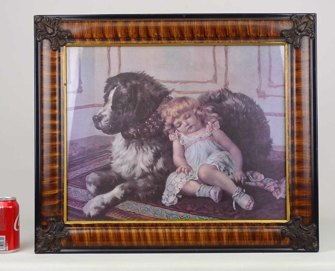 Victorian Framed Print