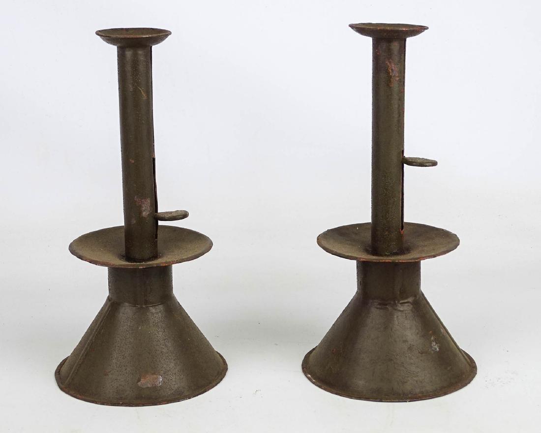 Pair Sand Weighted Candlesticks - 2