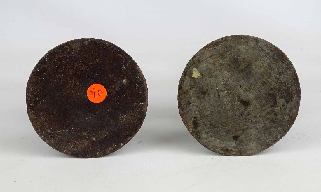 Pair Sand Weighted Candlesticks - 3