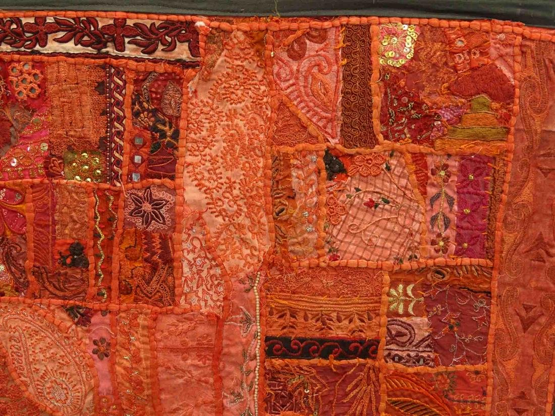 Embroidered Indian Textiles - 3