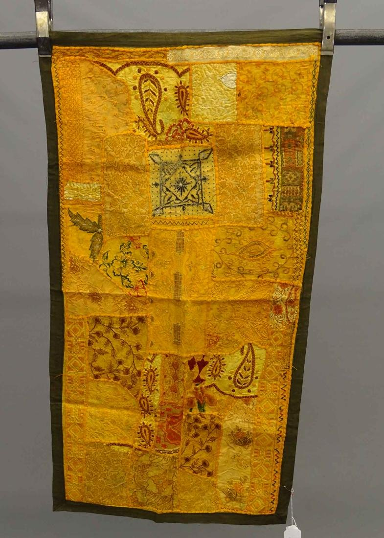 Embroidered Indian Textiles - 4