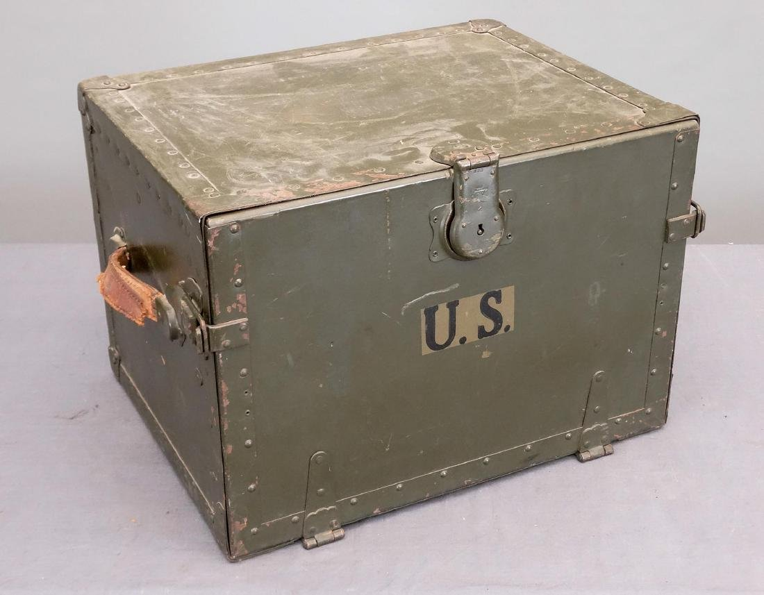 WWII Army Portable Desk