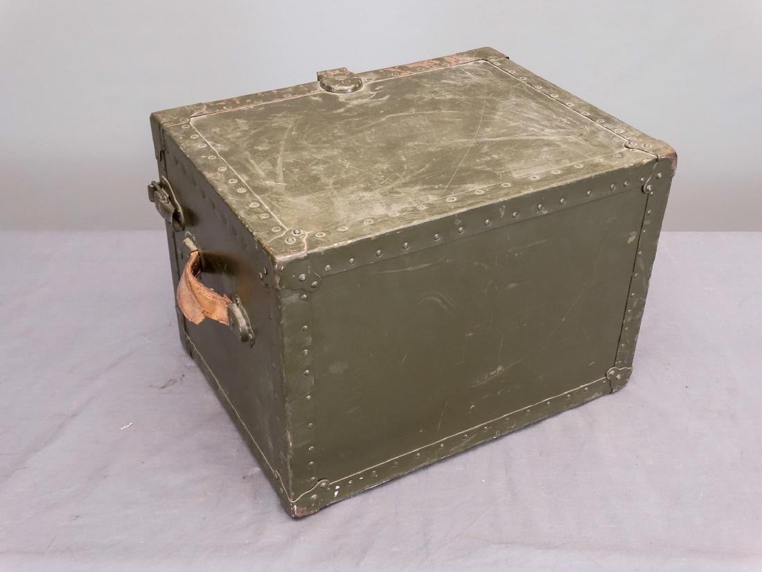 WWII Army Portable Desk - 5