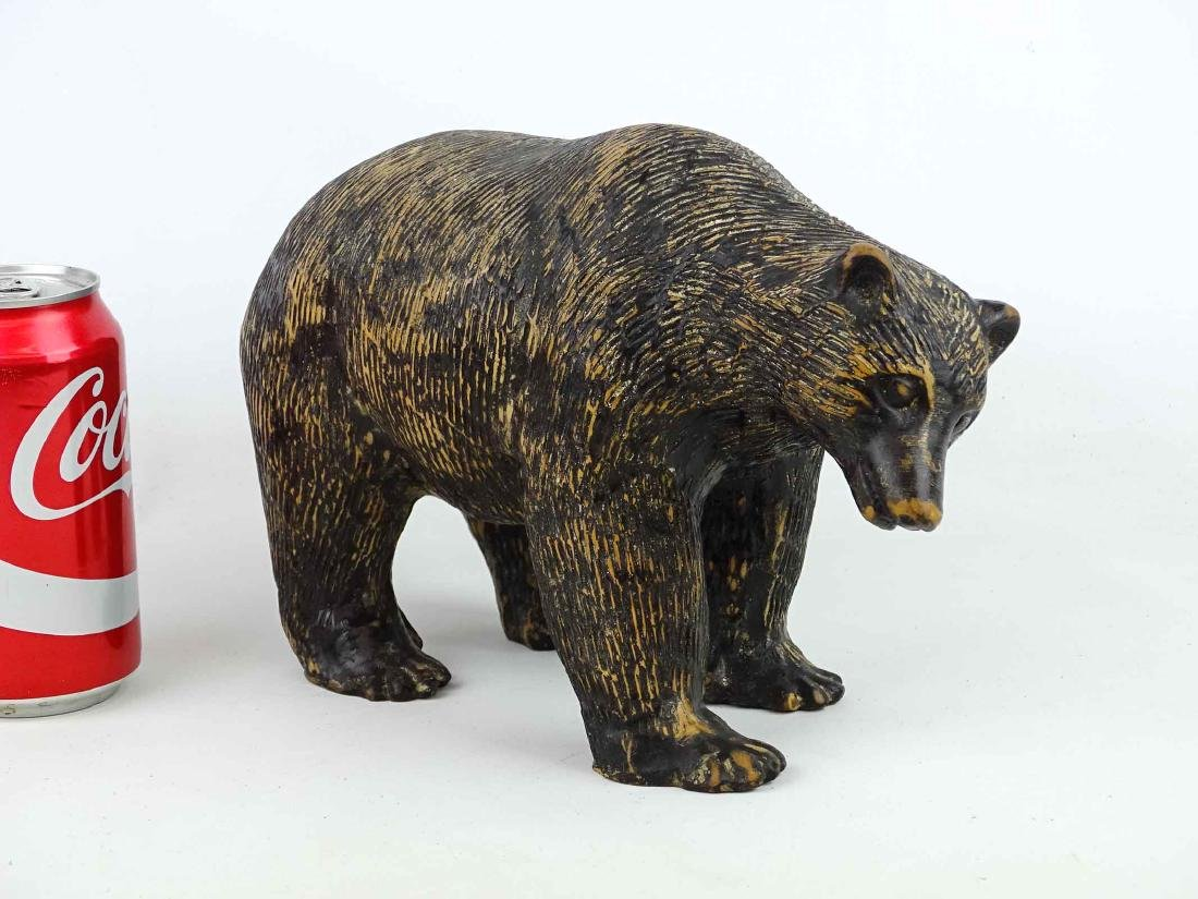 Redware Bear