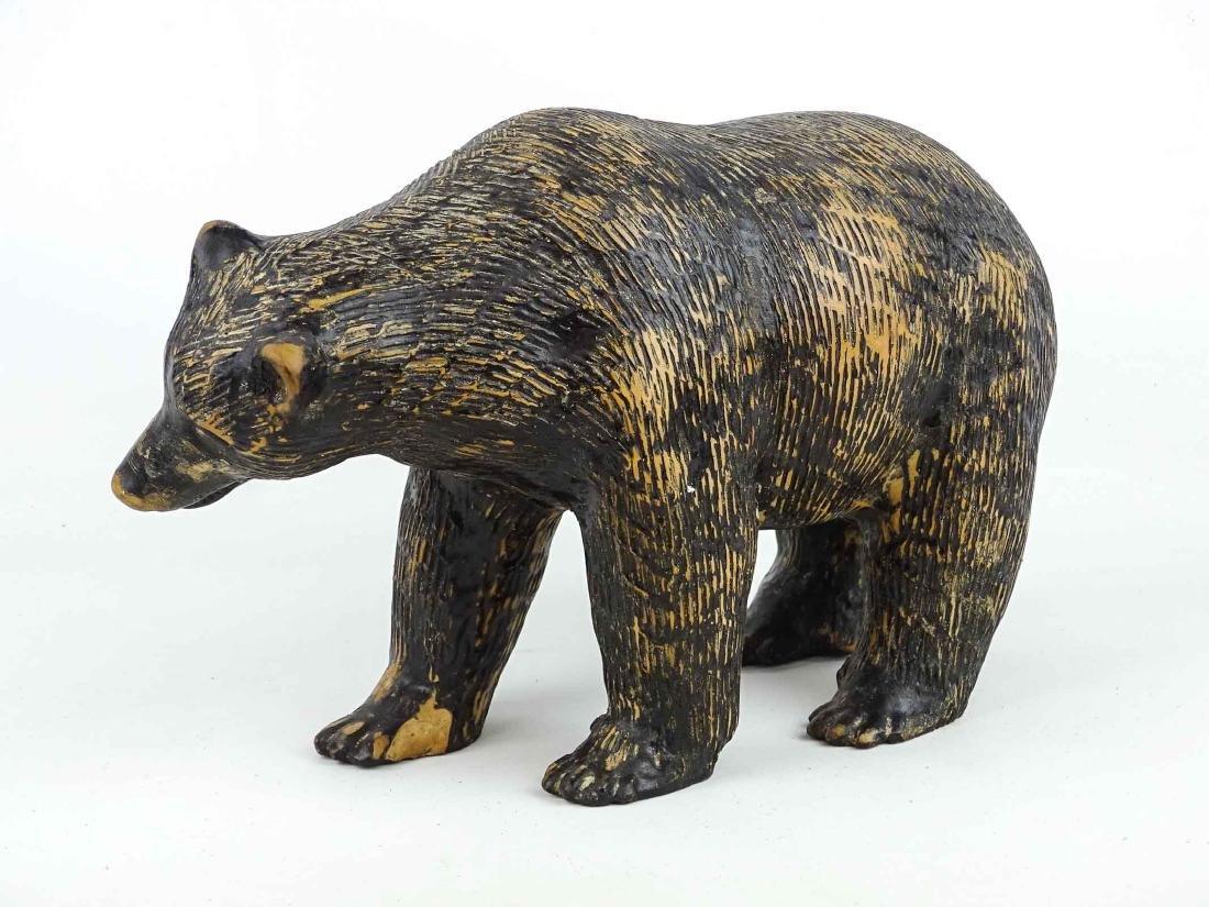 Redware Bear - 2