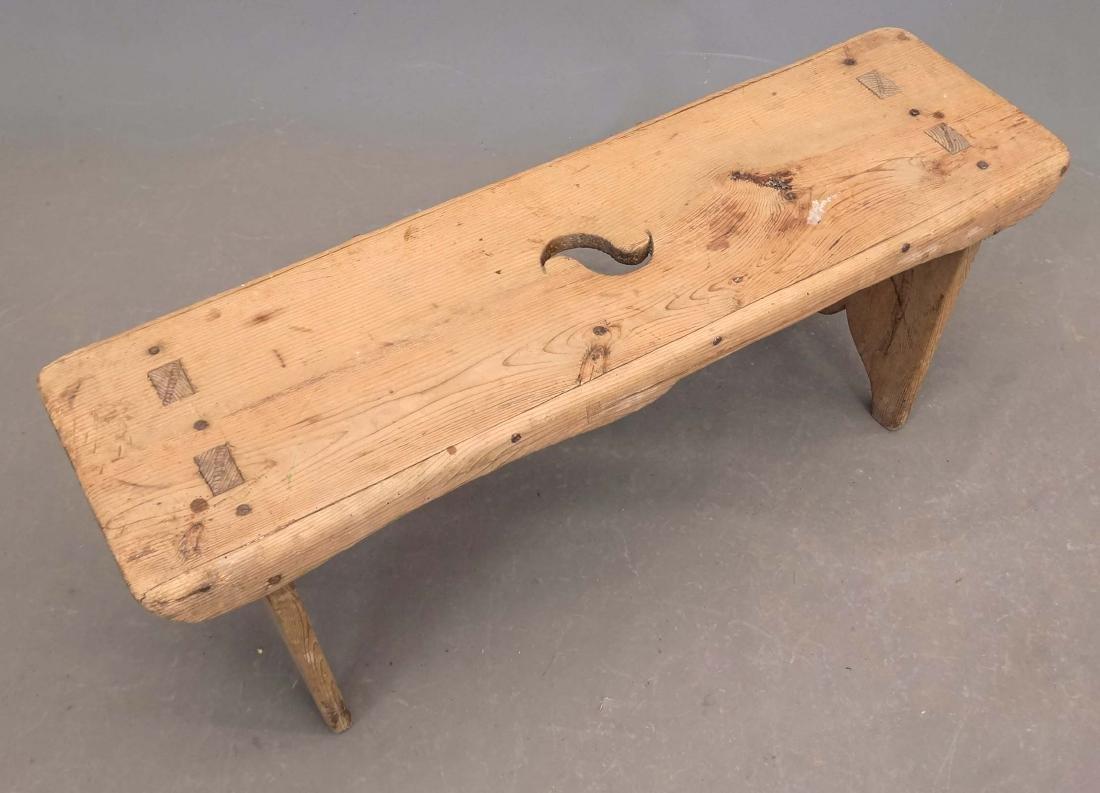 19th c. Bench - 2