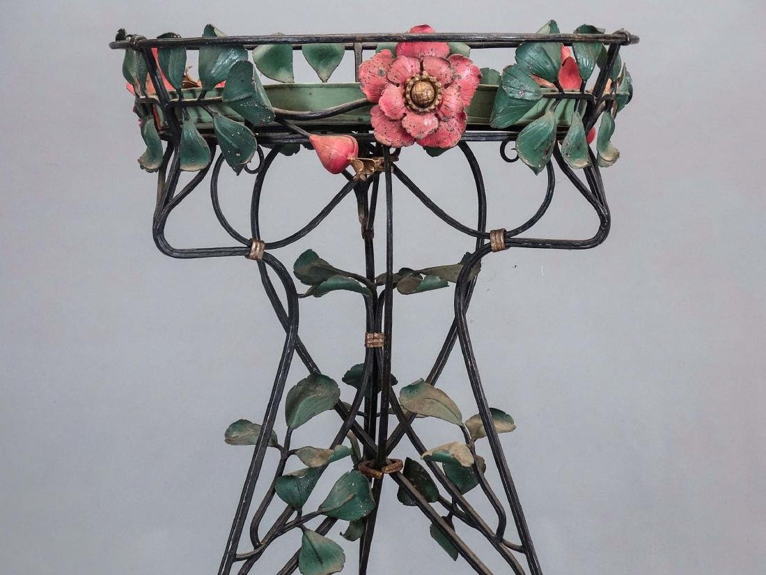 Art Deco Style Plant Stand - 2