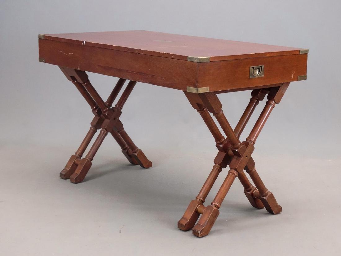 Campaign Style Desk - 4