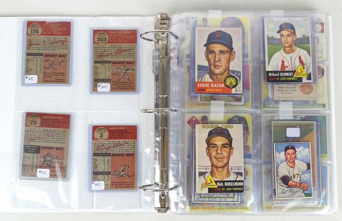 Baseball Card Lot - 3