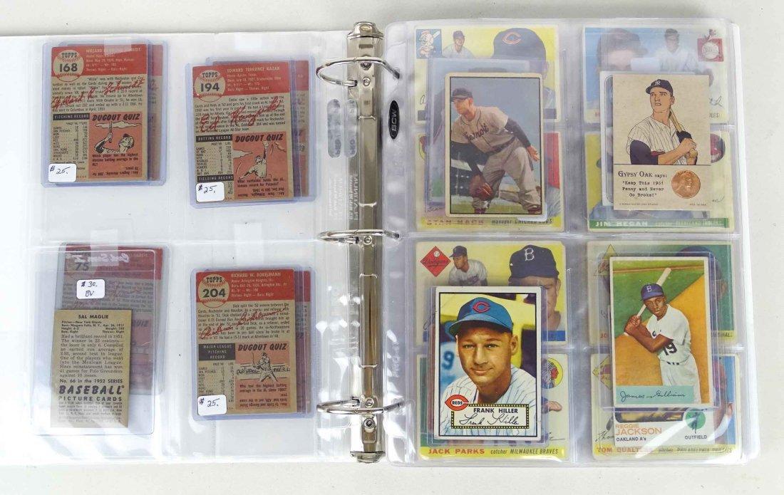 Baseball Card Lot - 4