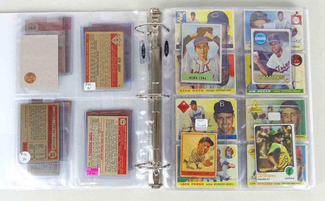 Baseball Card Lot - 5