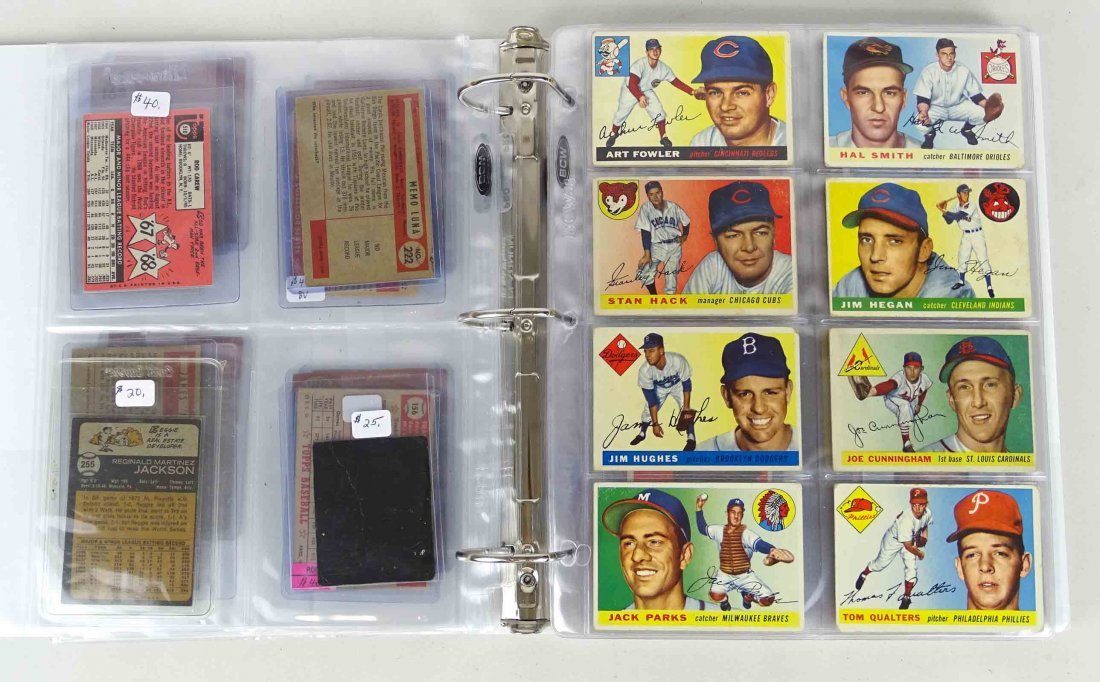 Baseball Card Lot - 6