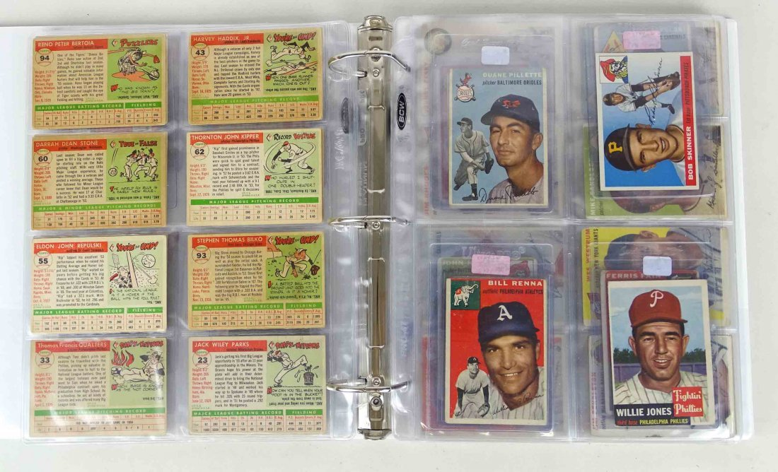 Baseball Card Lot - 8