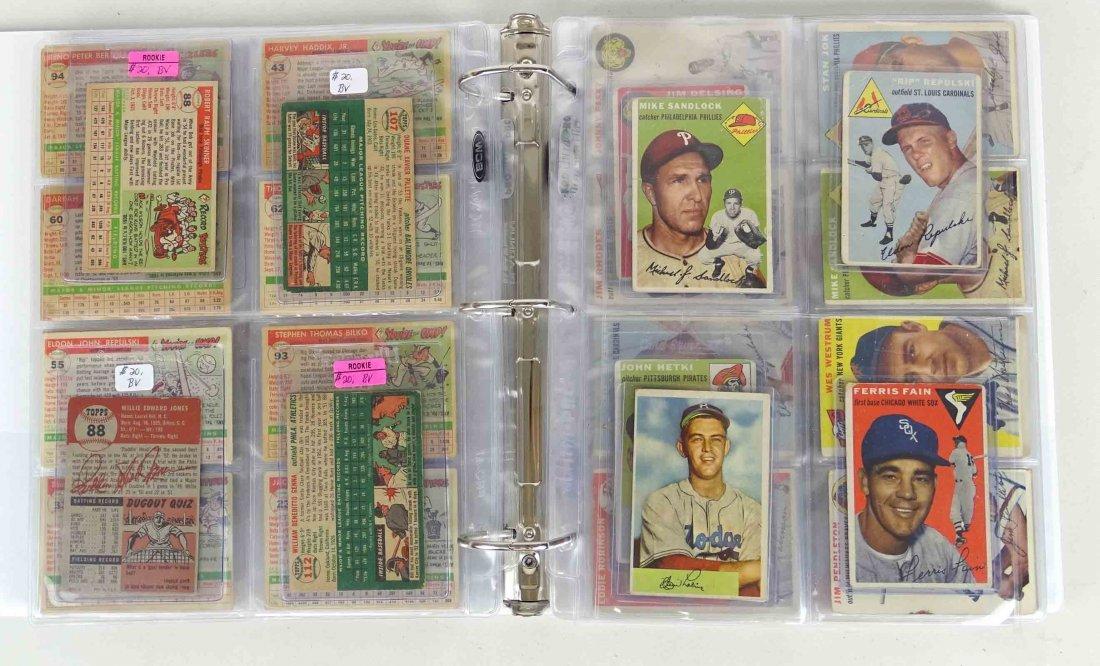 Baseball Card Lot - 9