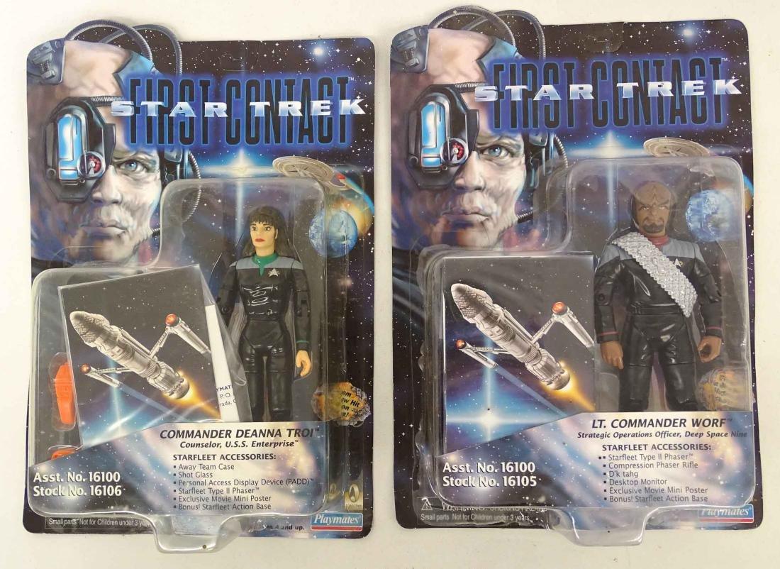 Star Trek Figures - 3