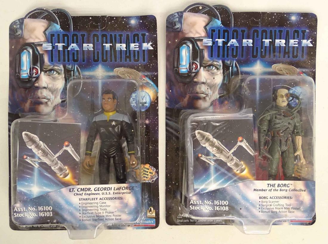 Star Trek Figures - 4