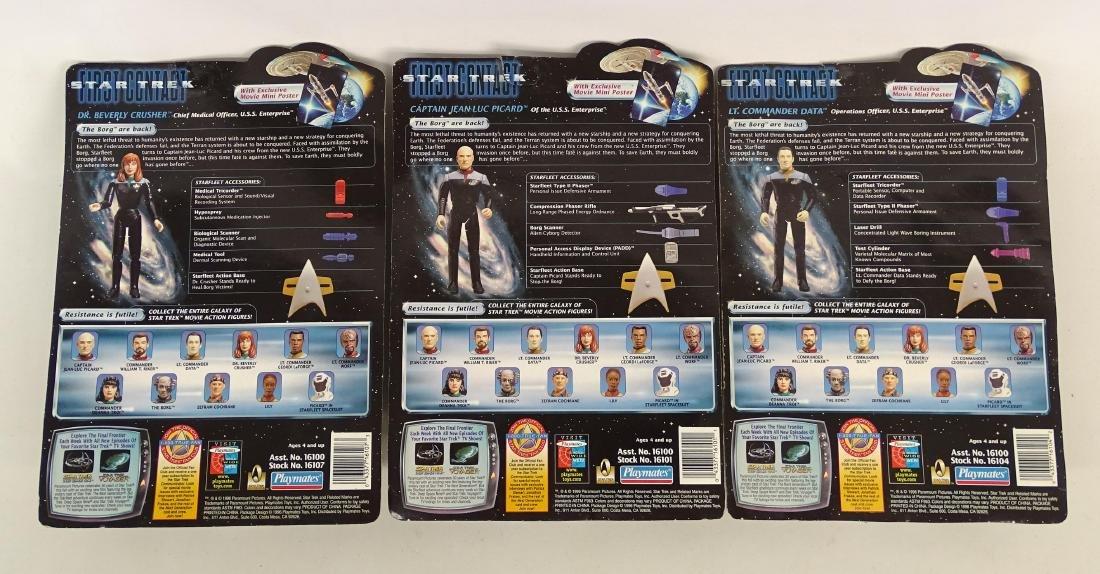 Star Trek Figures - 6