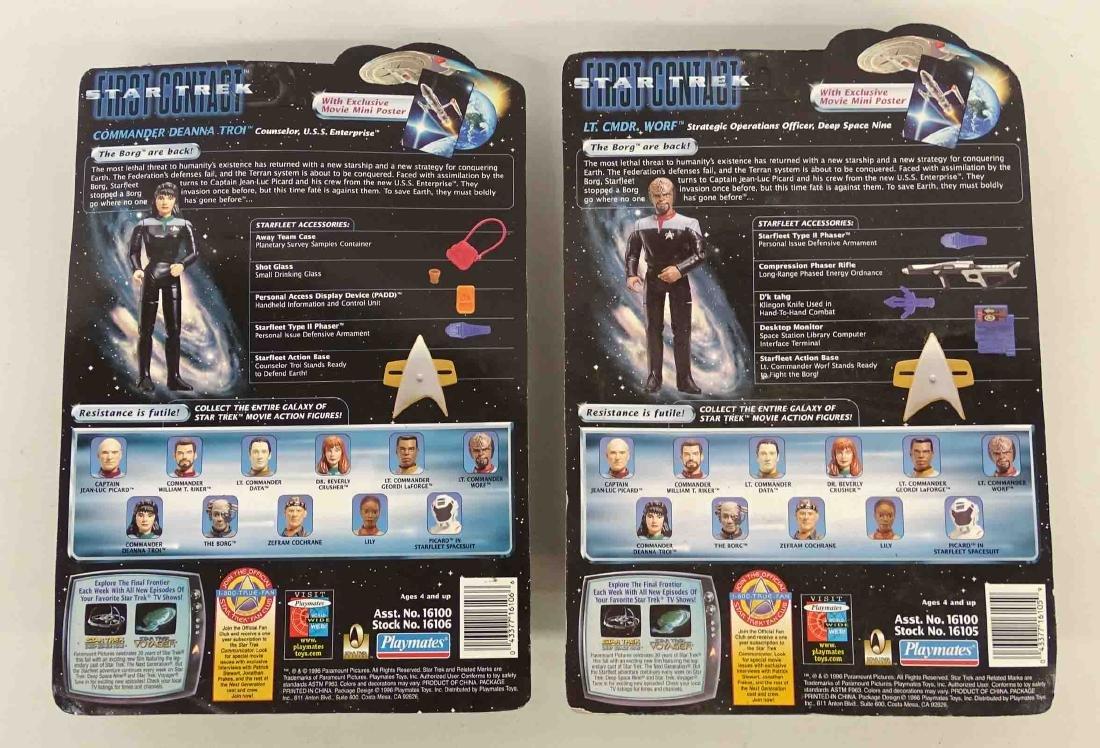 Star Trek Figures - 7