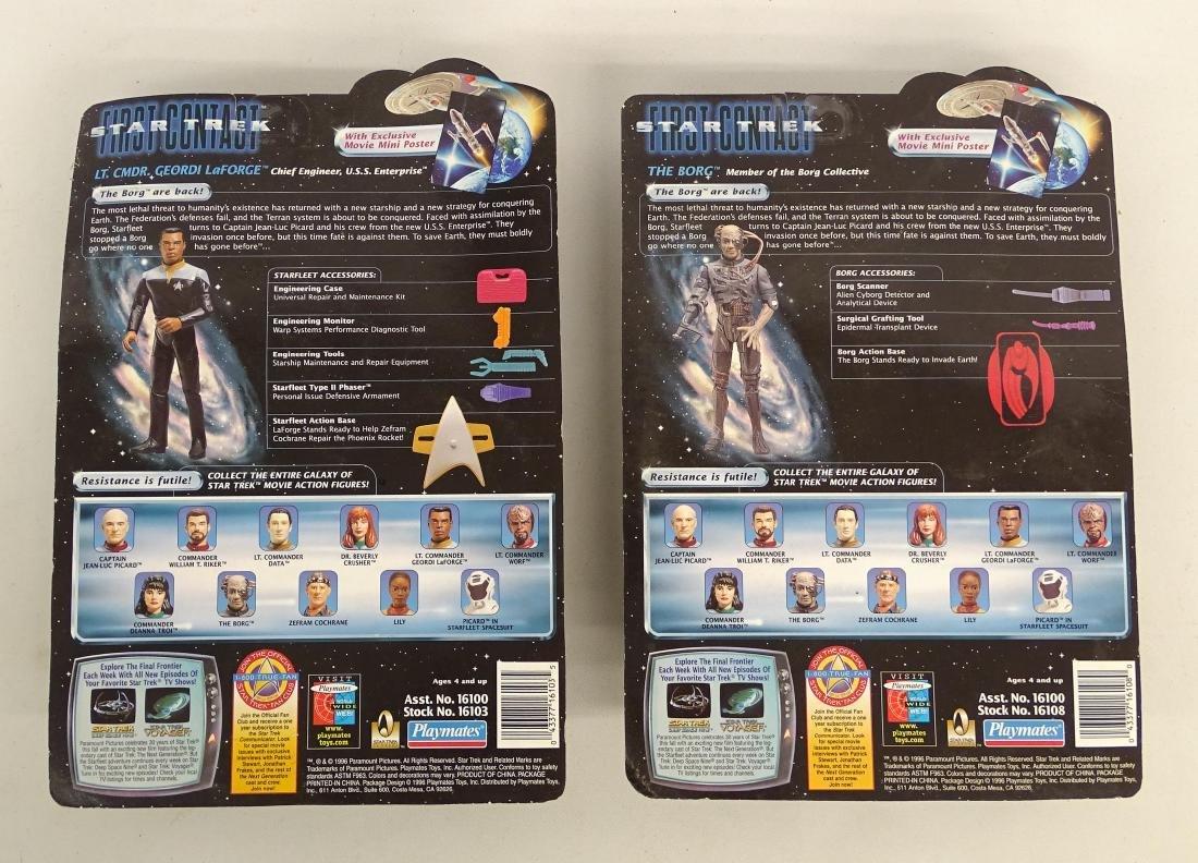 Star Trek Figures - 8