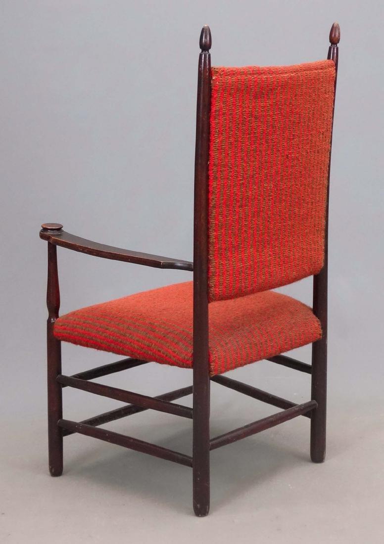 19th c. Shaker Armchair - 2