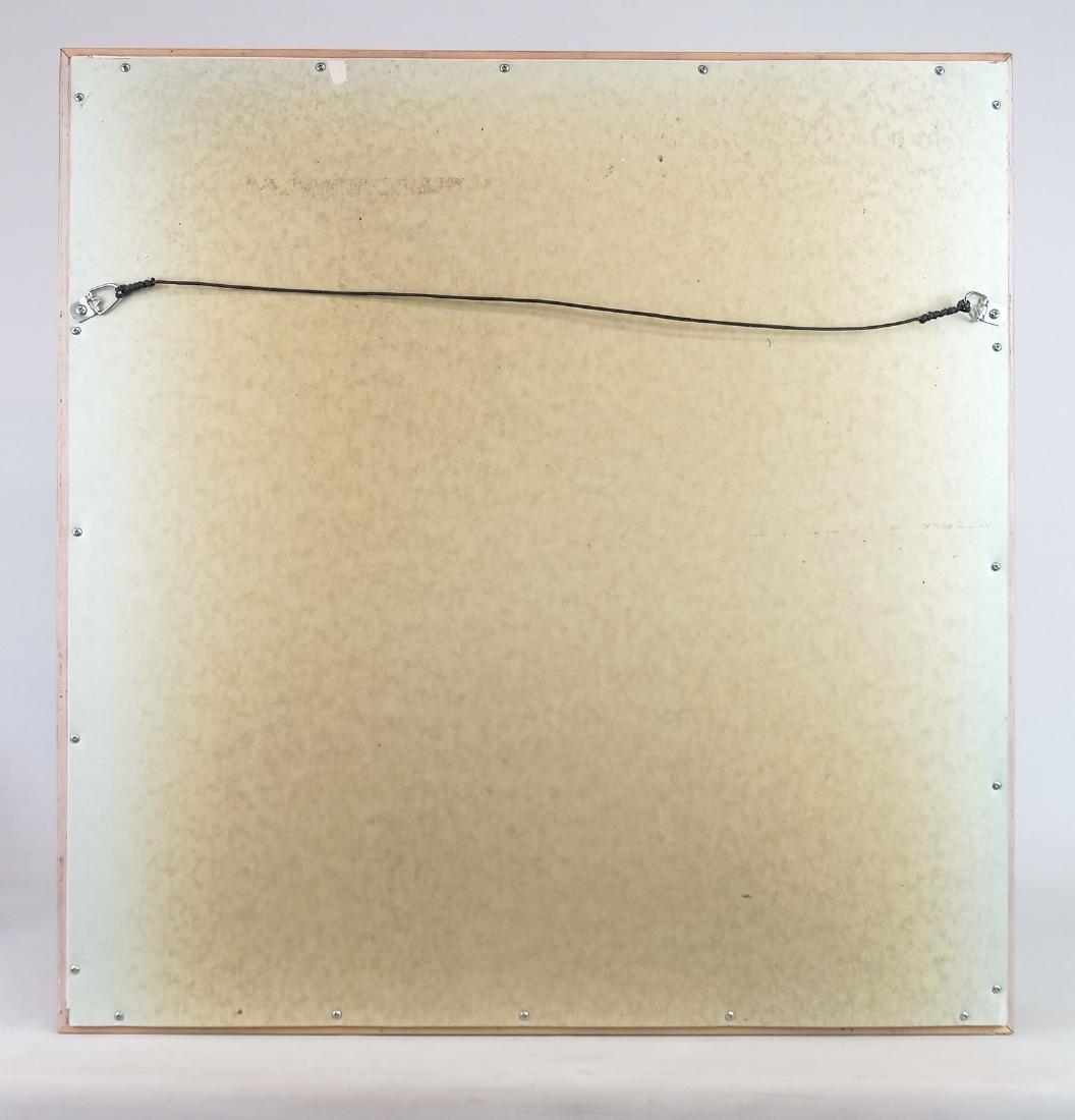 Framed Beaded Textile - 4