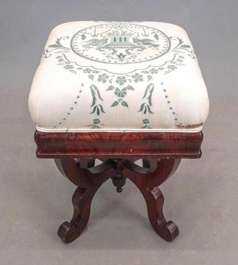 19th c. Piano Stool