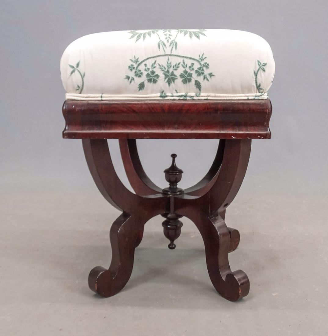 19th c. Piano Stool - 5