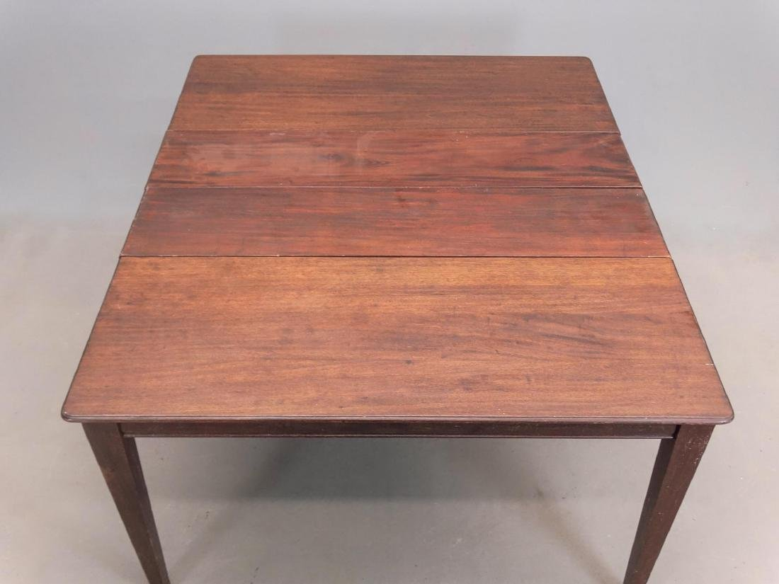 Mahogany Table - 2