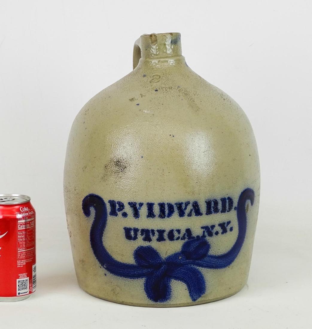 19th c. Stoneware Jug