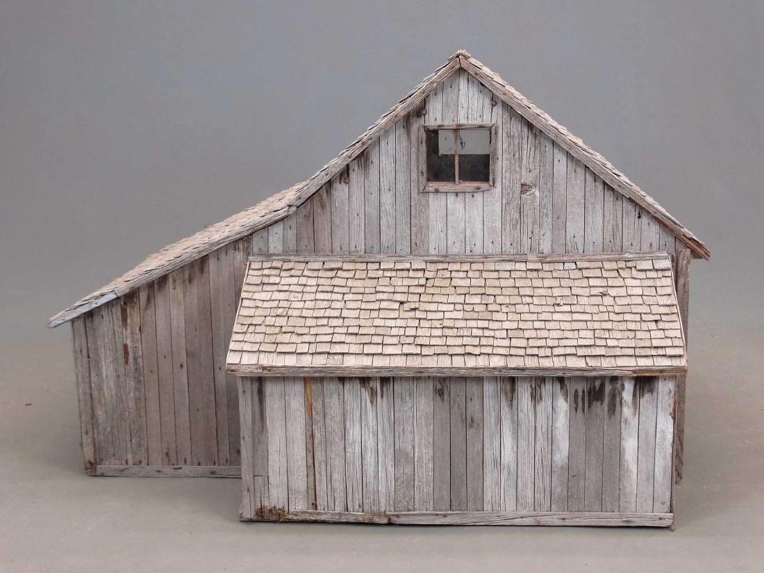 Barn Model - 3