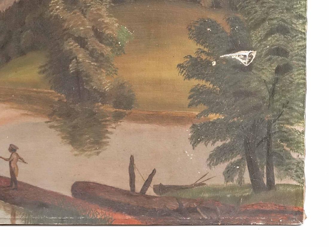 American School, Landscape - 2
