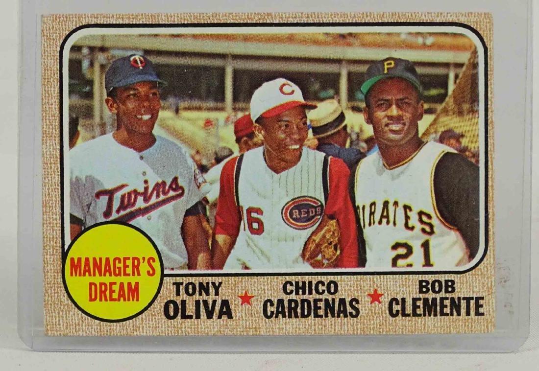 Managers Dream Baseball Card