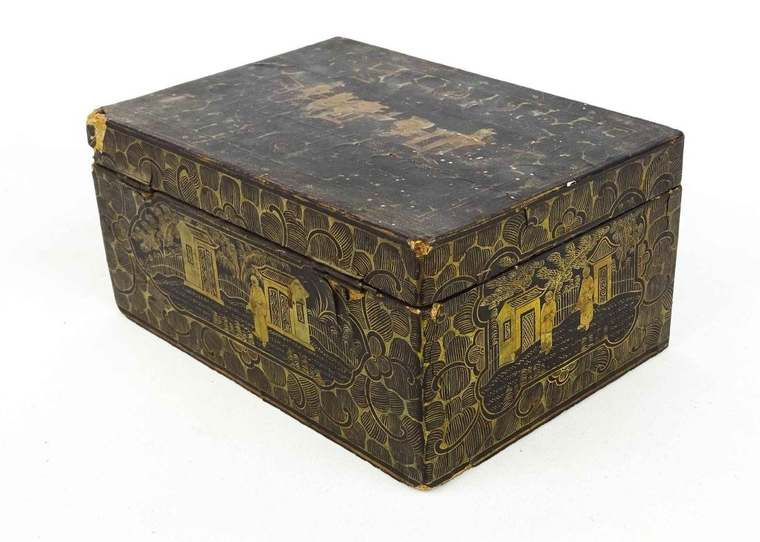 Chinoiserie Tea Box - 3