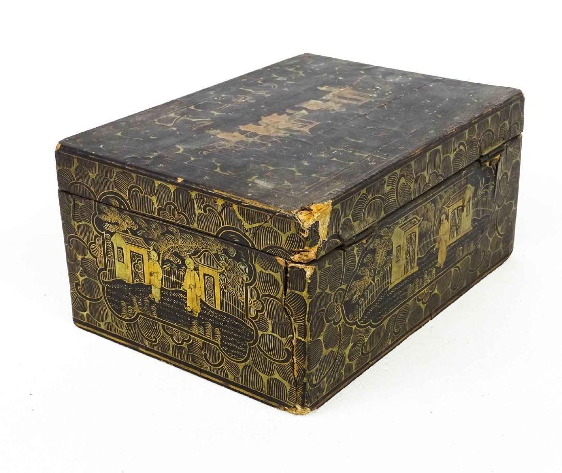 Chinoiserie Tea Box - 4